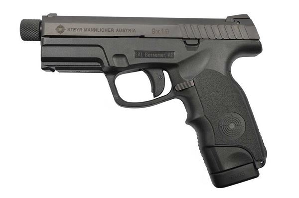 Picture of Steyr M9-A1 9mm with 1/28 Threaded Barrel